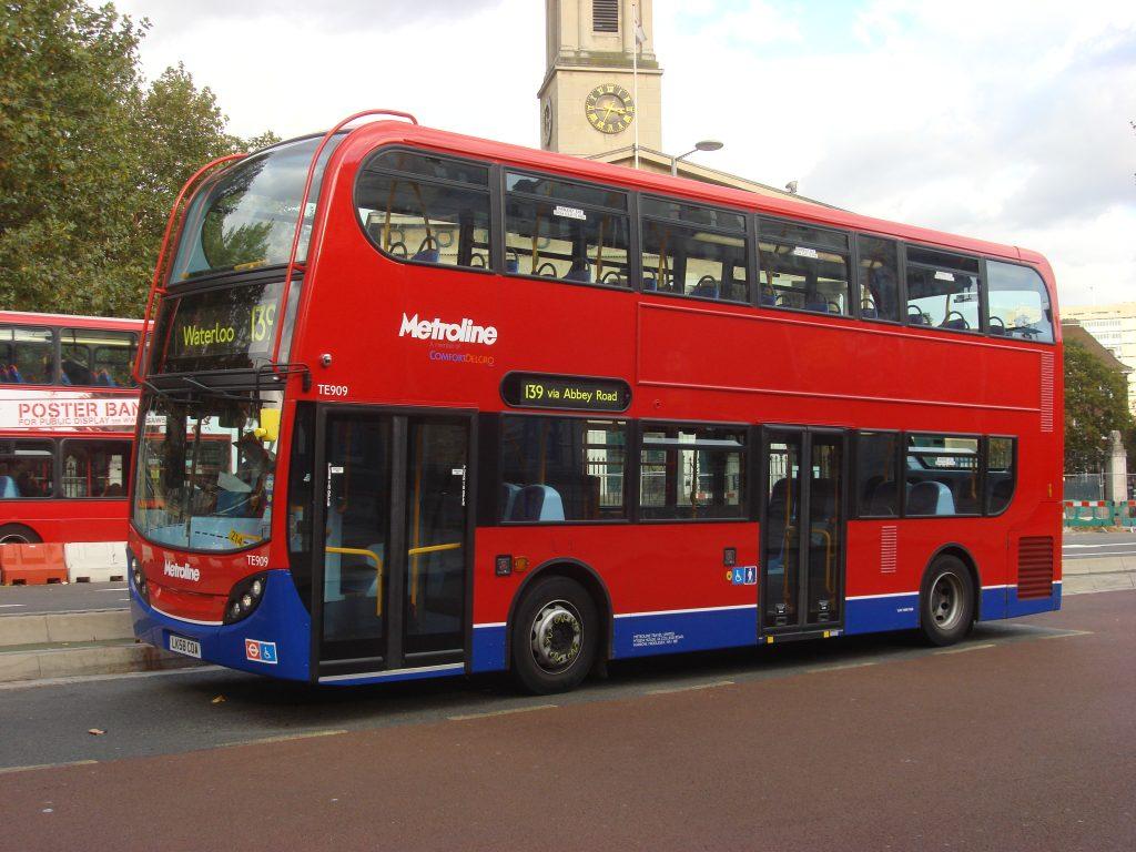 London_Bus_route