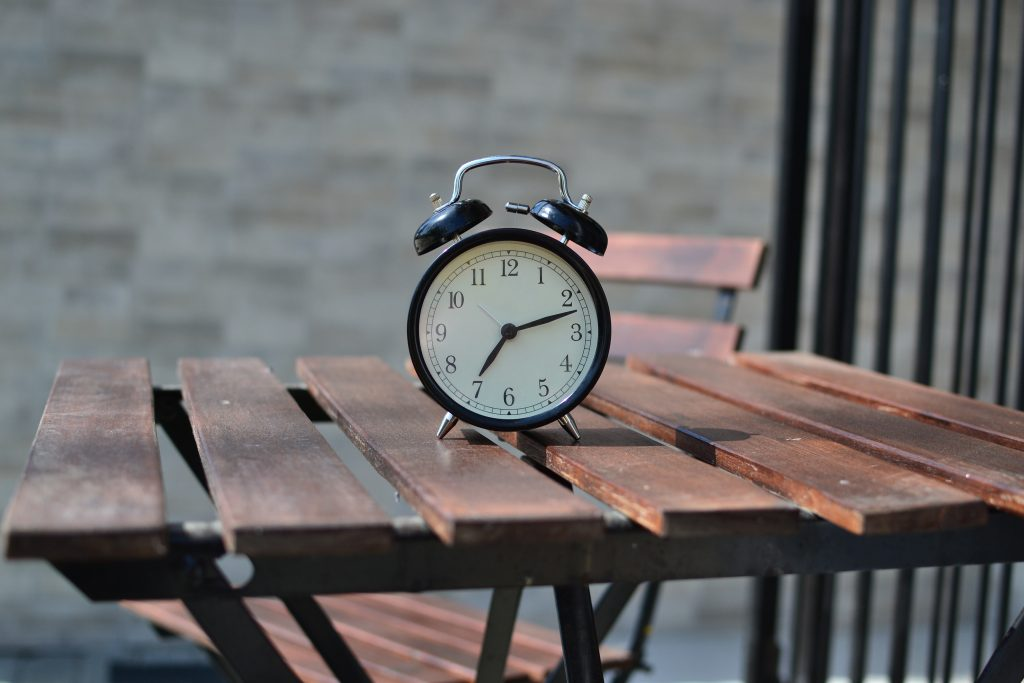 Black Clock - Apply Early for your UK Student Visa