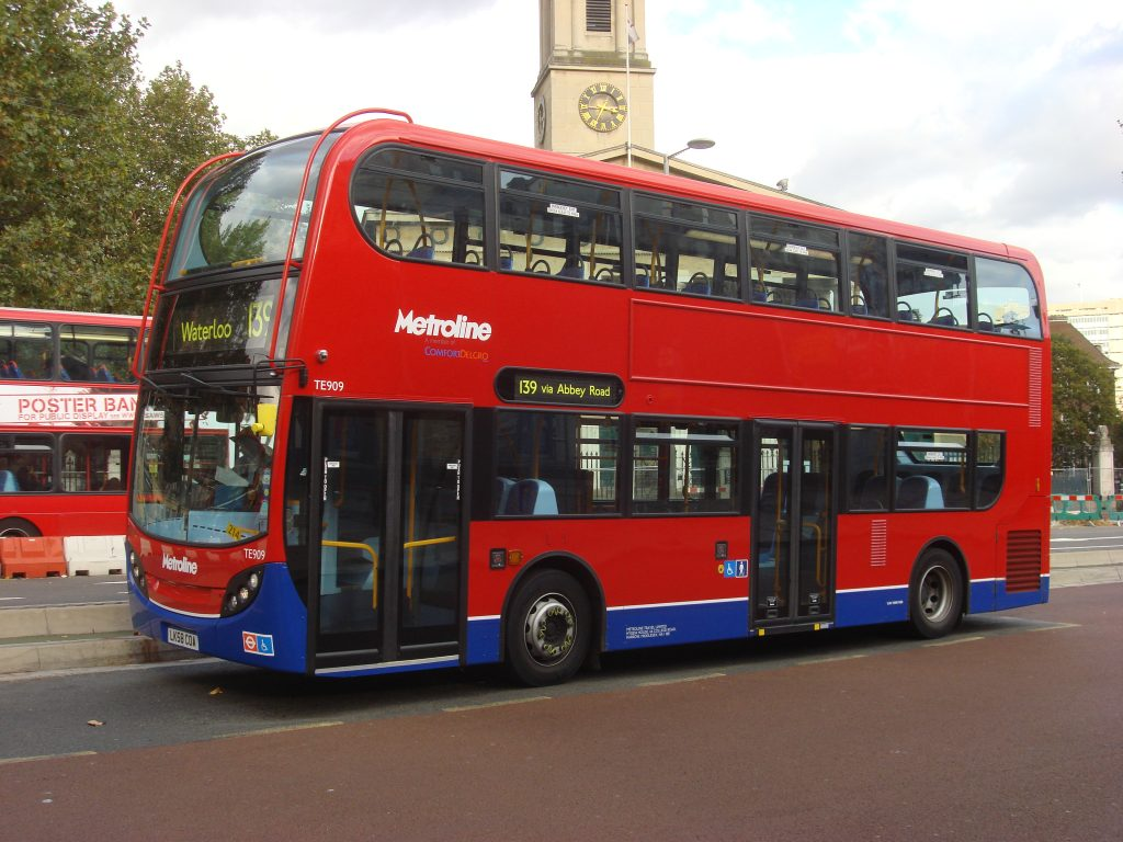 London_Bus_route
